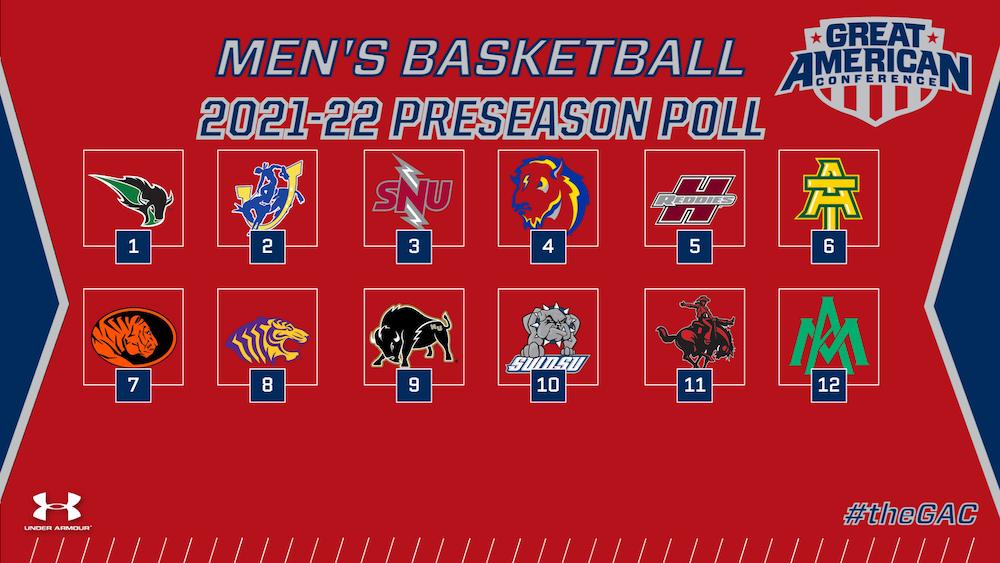 Weevils mens basketball tabbed twelfth in GAC preseason poll