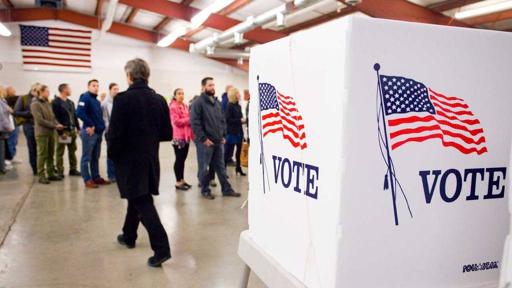 Voters - United States