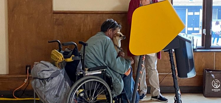 Building Accessible Elections
