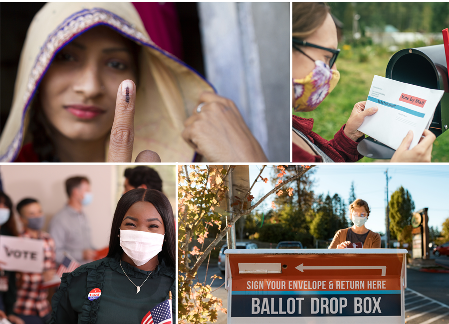 Democracy Day 2021 - Elections blog