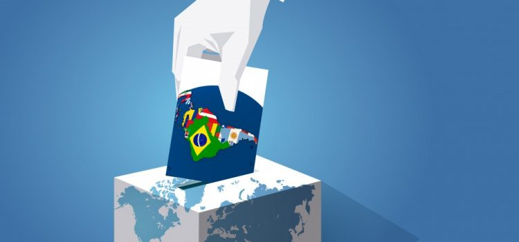 How is voting turnout uplifting Latin American elections?