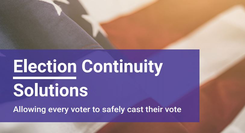 Voting - Election Continuity