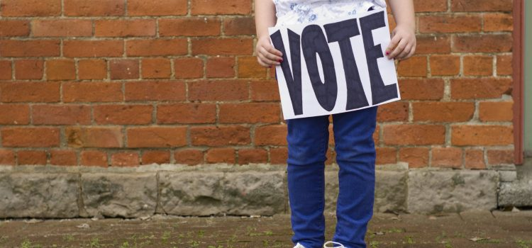 Voter turnout is declining, but there's still hope