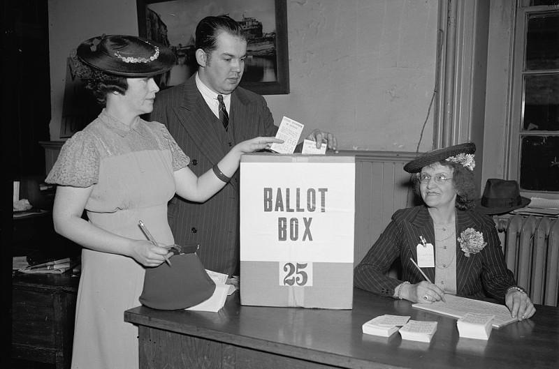Ballot Box - US Elections