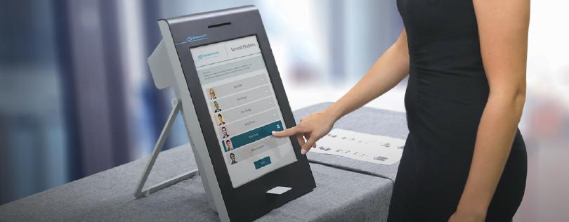 DRE voting machine - Smartmatic