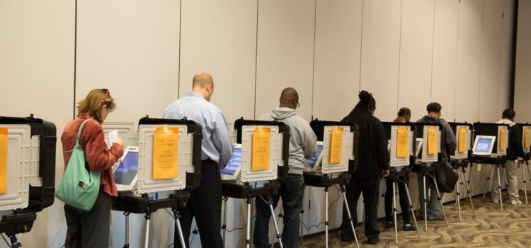 Improved Technology is Key to Restoring Trust in the U.S. Voting System
