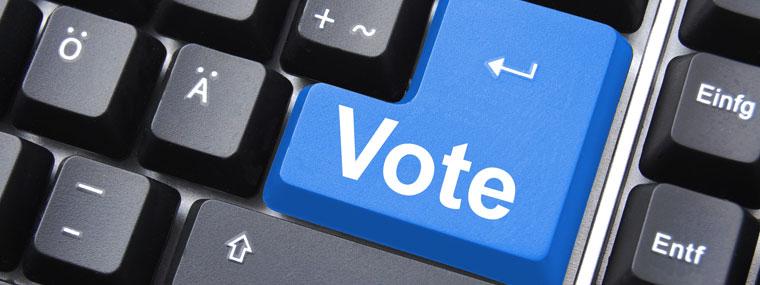 Rumanos podrán votar desde el exterior usando voto electrónico