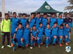 U16 Blue Finalist!! Euro Showcase Figo