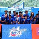 U15 Premier Coach Antonello Paradiso Champions Presidents Cup 2020 – 2021