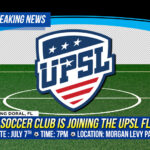 DSC is joining the UPSL Florida!