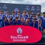 U14 Elite Finalist • USYS Southern Regional Championships