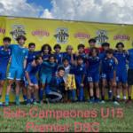 U15 Premier Finalist West Pines Tournament October 9/10, 2021