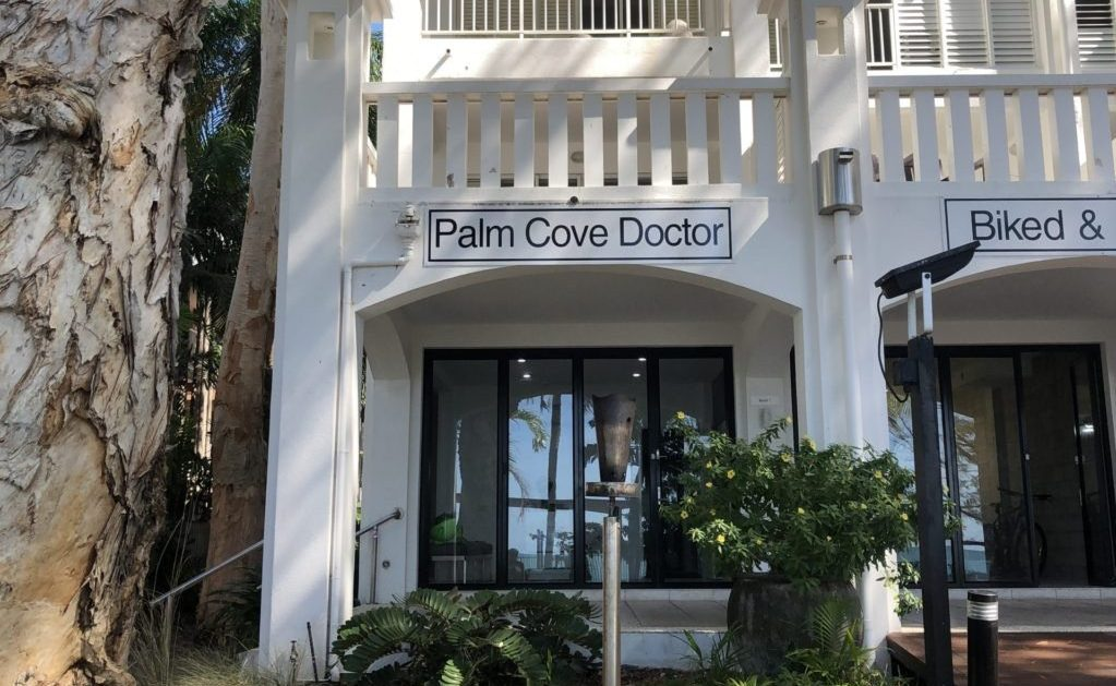 Palm Cove Doctor at Peppers Beach Club
