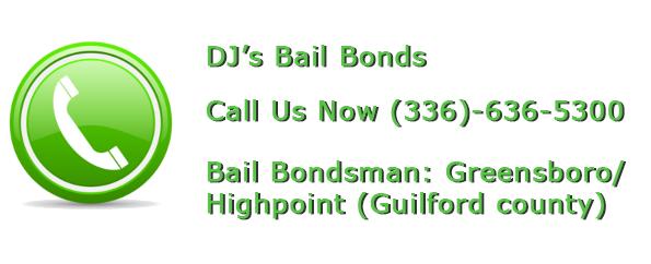 greensboro bail bonds