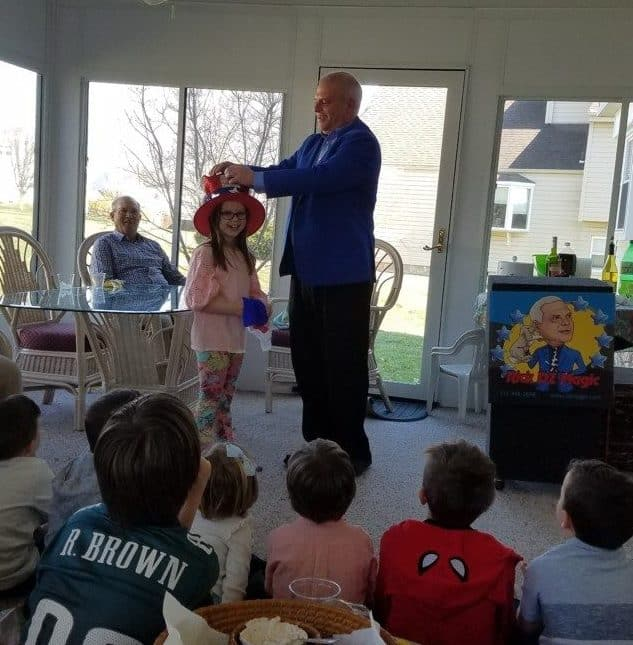 Awesome Magic Party in Warminster