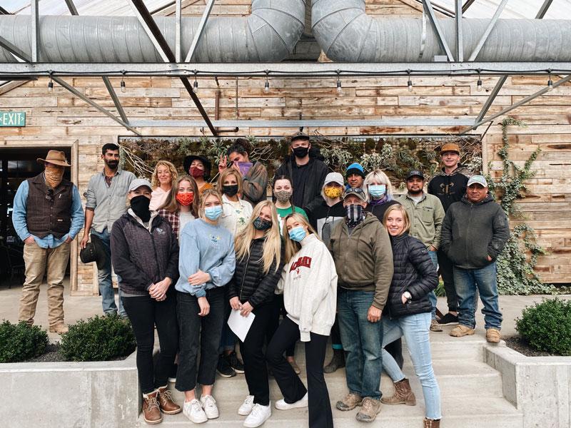 The Glasshouse Venues Team