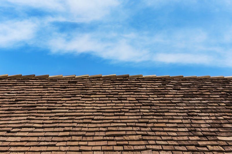 Tips For Maintaining Wood Shingle Roofs