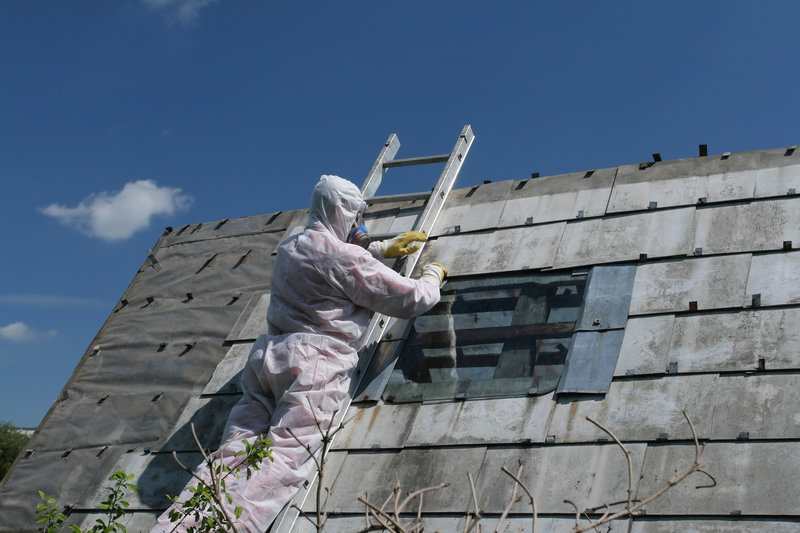 What To Know About Asbestos Roof Replacement