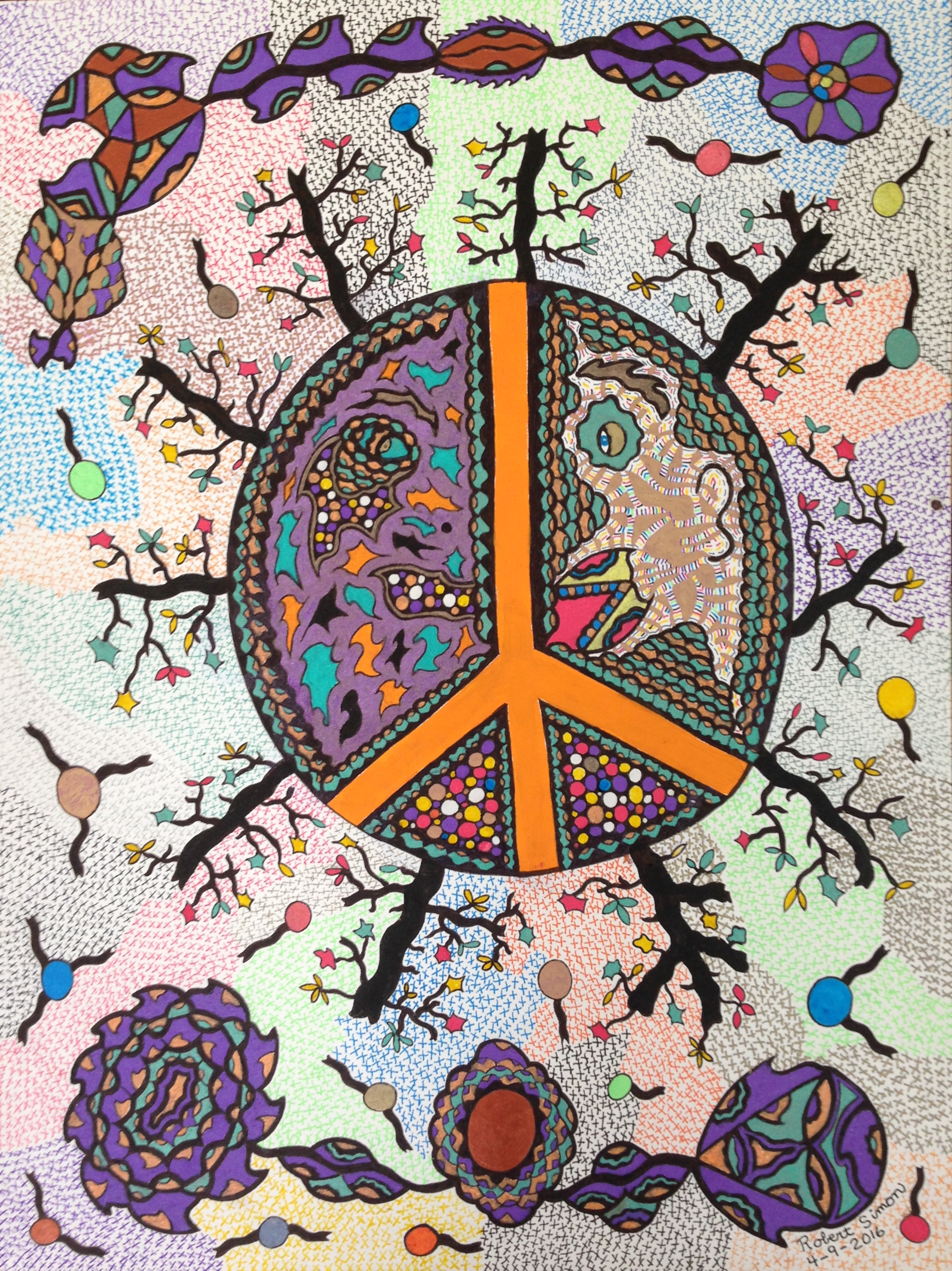 Autumn Peace $250