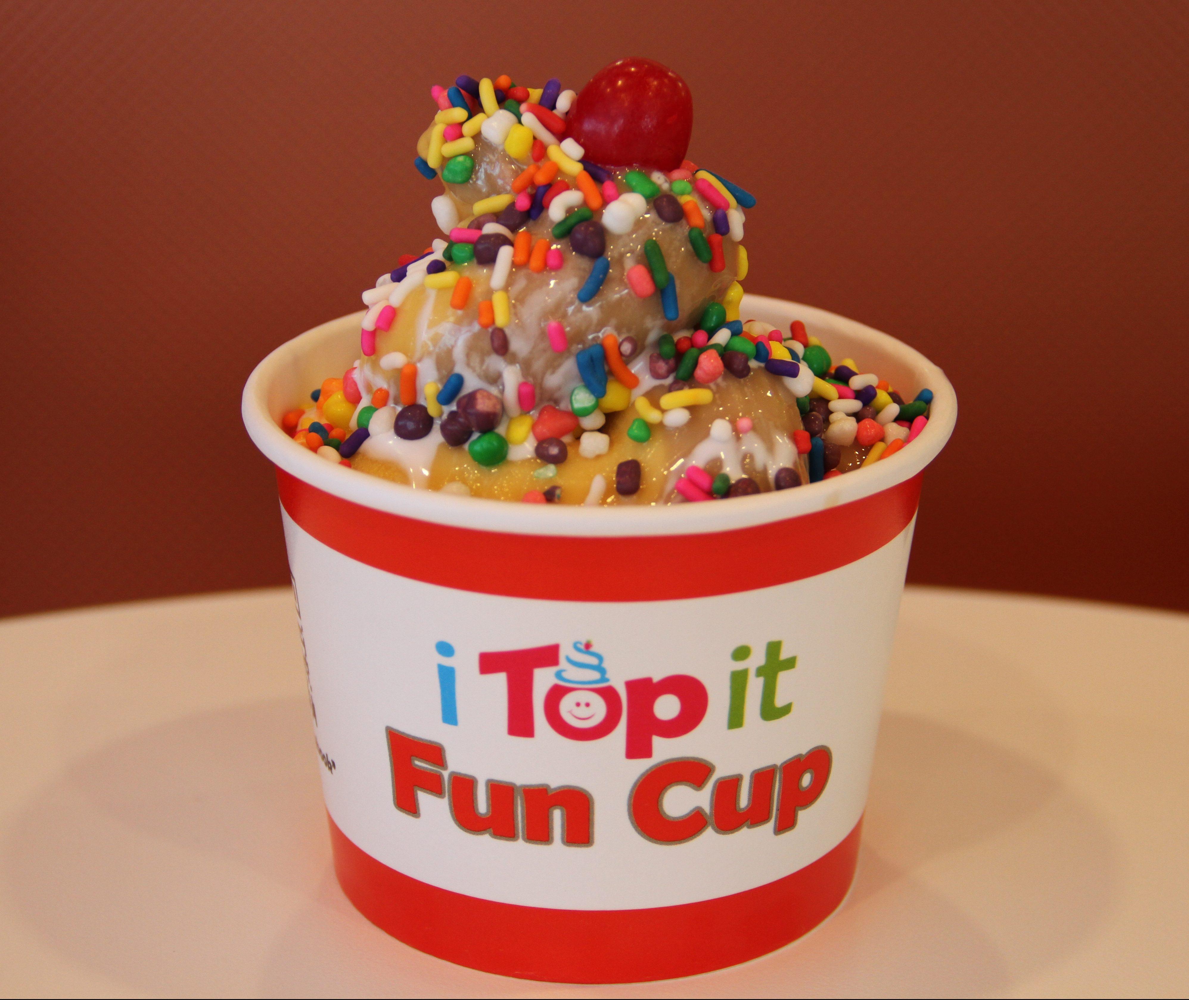 Weightless Fun Cup
