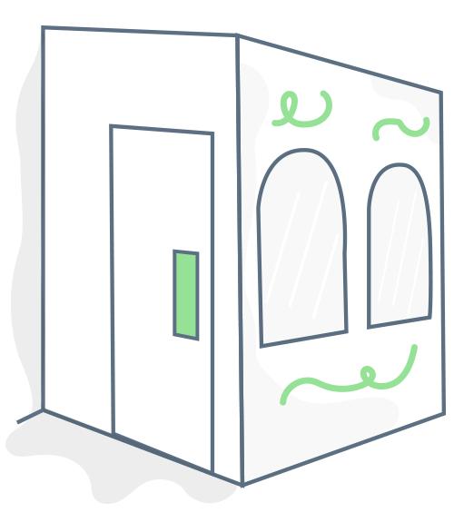 vestibule enclosures