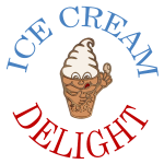 Ice Cream Delight Logo 2015