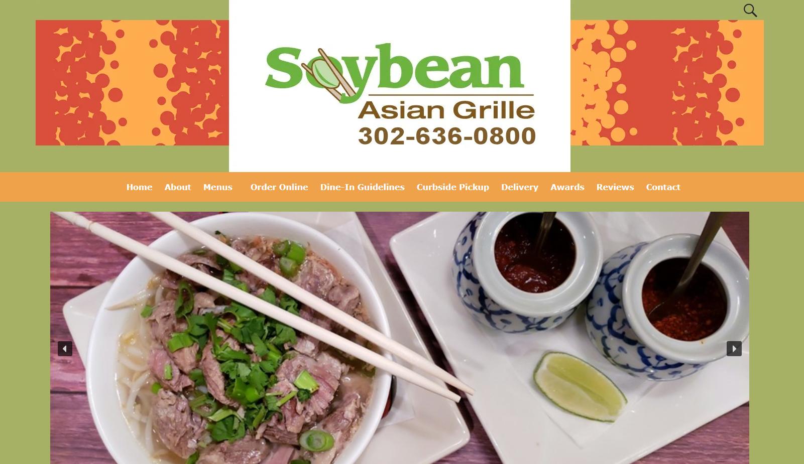 Soybean Asian Grille in Pike Creek DE