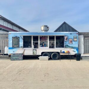 Woodys on Wheels Food Truck 2020
