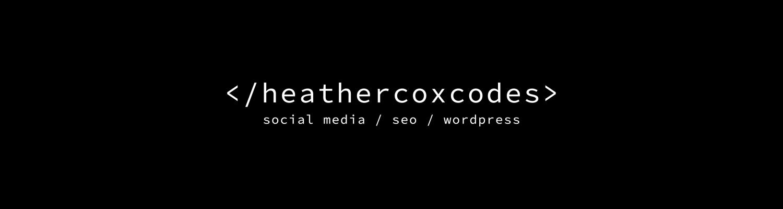 </heathercoxcodes>