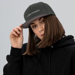 deceased hat for women