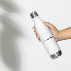 stainleess steel water bottle