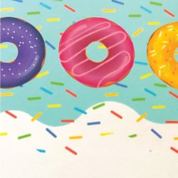 Donut Forget Address Book