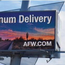 Platinum Delivery Billboard