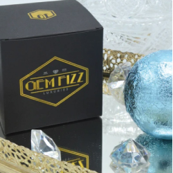 Gem Fizz Packaging
