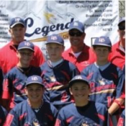 Loveland Legends Baseball Jerseys