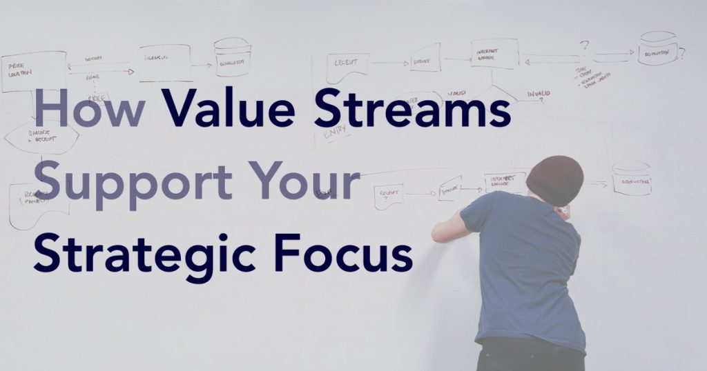 Blog: How Value Streams Support Your Strategic Focus