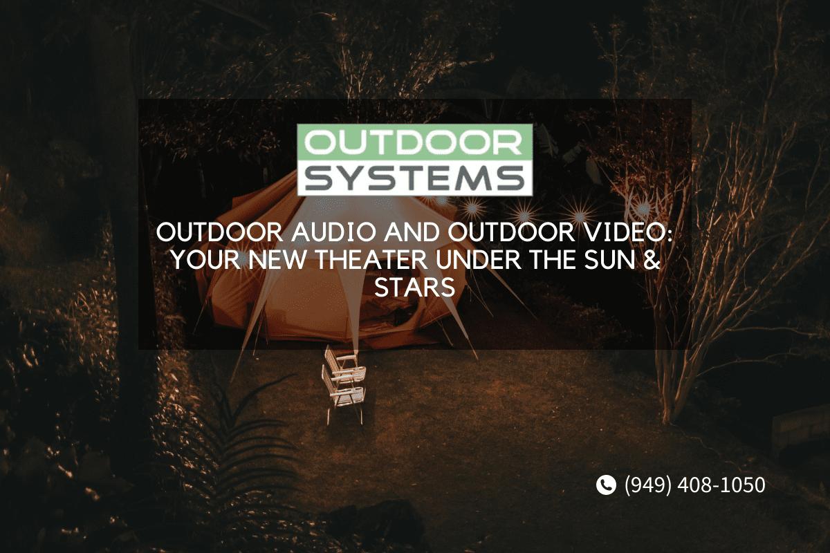outdoor video