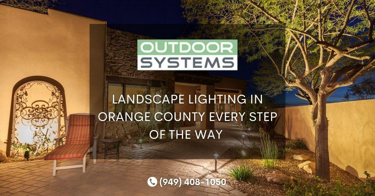 Landscape Lighting Orange County