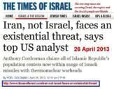 """""""Death by a thousand cuts"""" for Iran—or Israel?"""