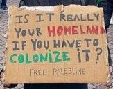 Israeli settler-colonialism protects US interests, hence the unconditional support