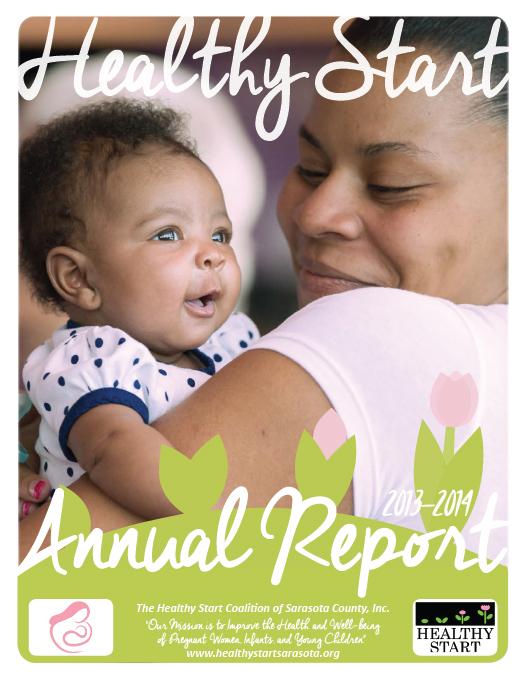 2013-2014 Annual Report Cover