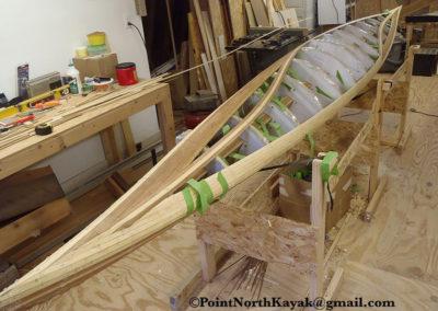 POINT NORTH KAYAKS custom built kayaks-Jeff Wier-1