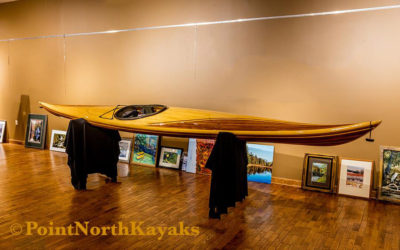 Introduction   Jeff Wier, craftsman — POINT NORTH KAYAKS