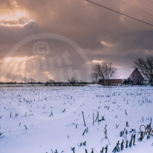 Point North Photography-CLOSED FOR WINTER MICHIGAN FARM