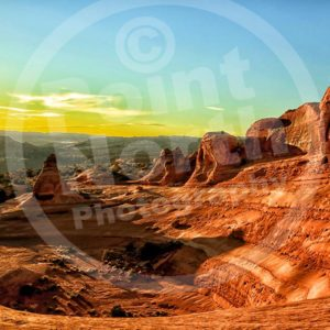Point North Photography-CRATER IN ARCHES NATIONAL PARK