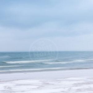 Point North Photography-DREAMSCAPE WINTER BEACH SCENE