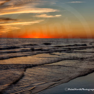 Point North Photography-Duck Lake Sunset