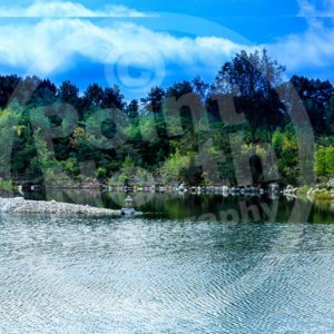 Point North Photography-JAPANESE GARDEN LAKE