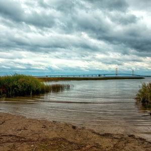 Point North Photography-MACKINAC BRIDGE
