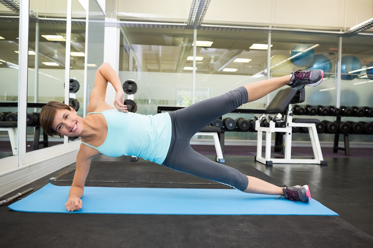exercises, should exercise, side plank, hip strengthening, flexibility movements, physical therapy, mankato